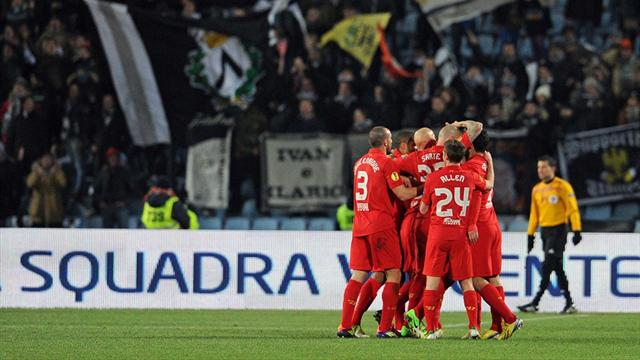 Europa League - Henderson goal sends Liverpool through