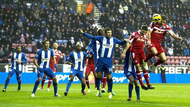 Premier League - Wigan extend QPR's winless run