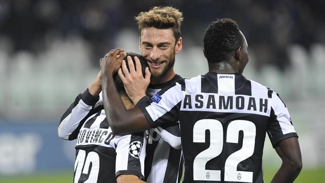 Serie A - Late Matri brace bags Juventus win over Cagliari