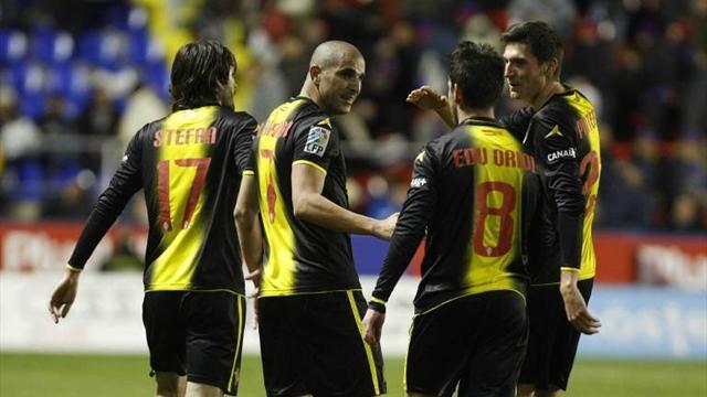 Spanish Liga - Real Zaragoza dispatch Athletic Bilbao