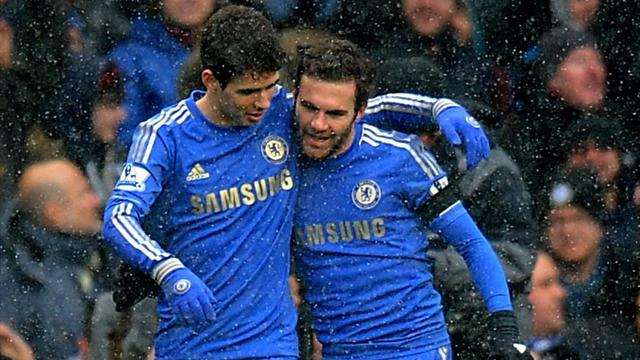 Premier League - Chelsea hold on to defeat Arsenal