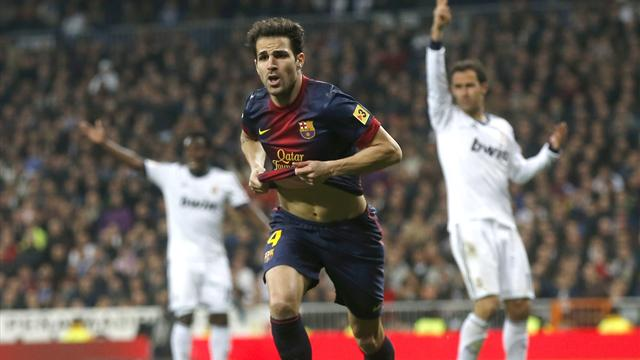 Spanish Liga - Honours even in Copa Clasico first leg