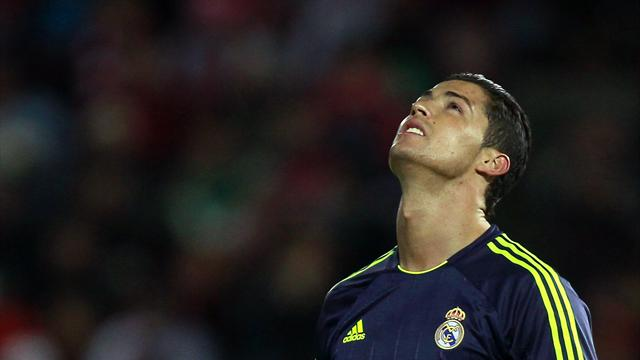 Spanish Liga - Ronaldo own goal condemns Real to defeat at Granada