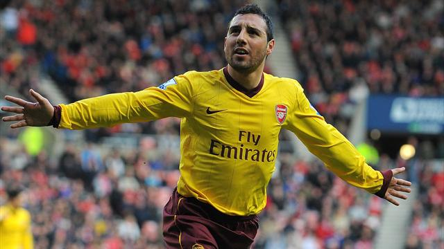 Premier League - Cazorla on target as Arsenal beat Sunderland