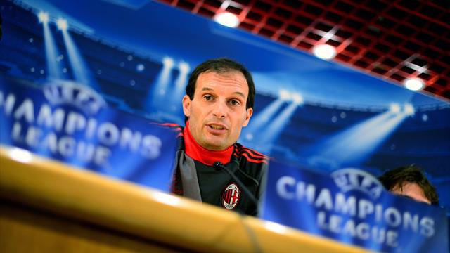 Italian Serie A - Shakhtar weigh up move for Allegri
