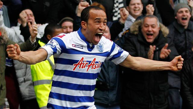 Premier League - Dazzling Townsend strike helps QPR floor Sunderland