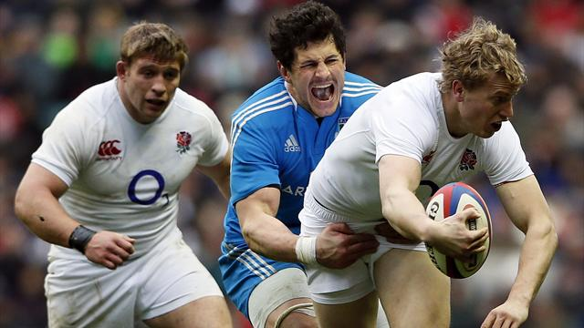 Six Nations - Poor England beat Italy to keep Grand Slam alive