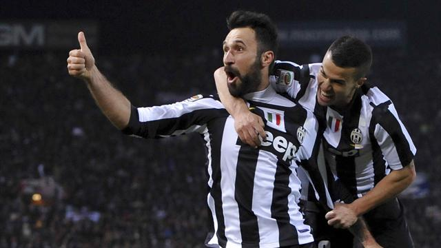 Italian Serie A - Juventus move closer to title with win at Bologna
