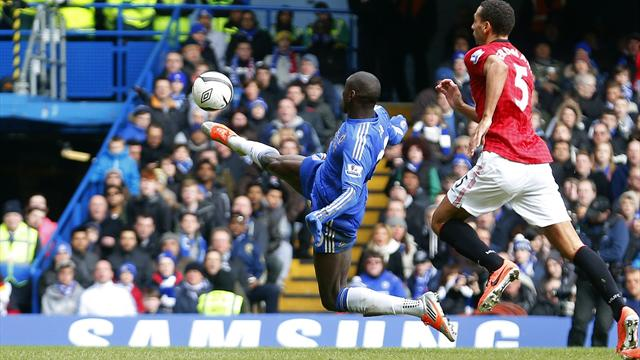FA Cup - Stunning Ba strike sees Chelsea end United's double dream