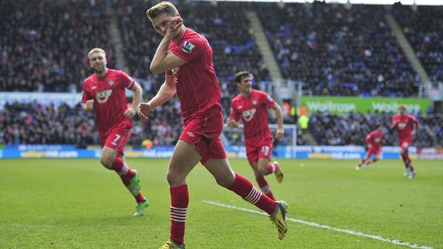 Premier League - Southampton push Reading closer to relegation
