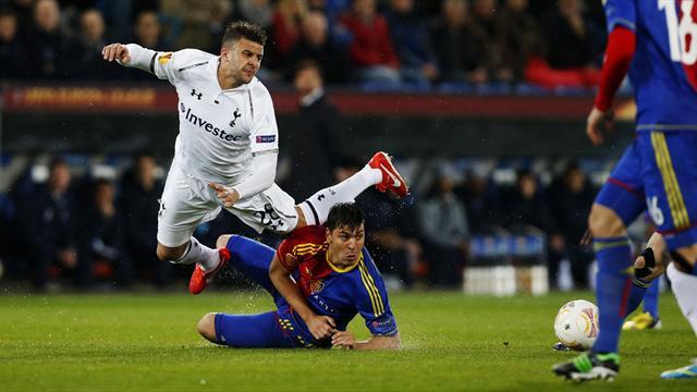 Europa League - Tottenham crash out of Europe on penalties