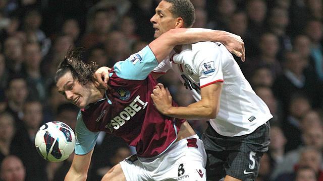 Premier League - West Ham slow United's march to title