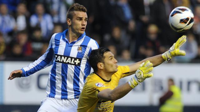 Liga - Sociedad shut out by Osasuna