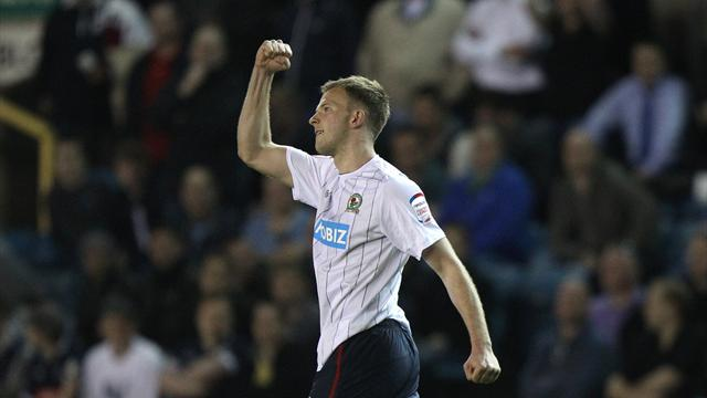 Championship - Rhodes helps Rovers ease relegation worries