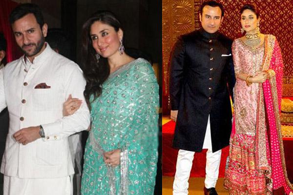 A Wedding Story: Saif Ali Khan and Kareena Kapoor - Yahoo ...