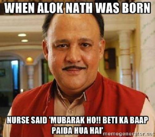 Funniest Alok Nath Indian Wedding Memes That Will Make