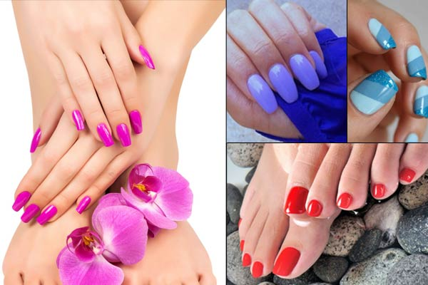 nail polishes - Best Nail Polish Colors For Fair Skin