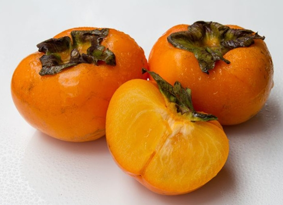 what are the most healthy fruits persimmons fruit