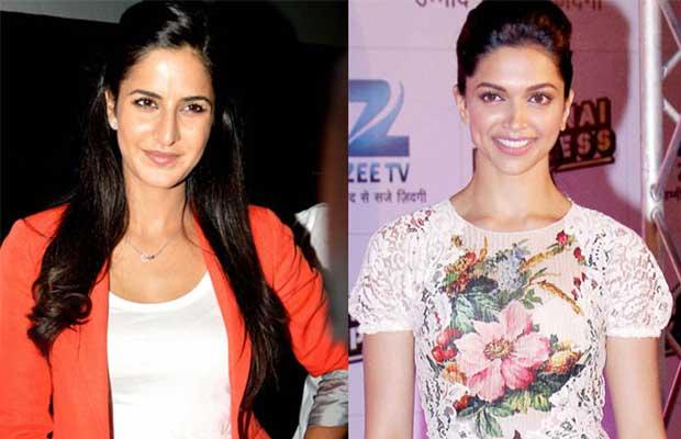 When Katrina Kaif And Deepika Padukone Were Just A Wall Apart