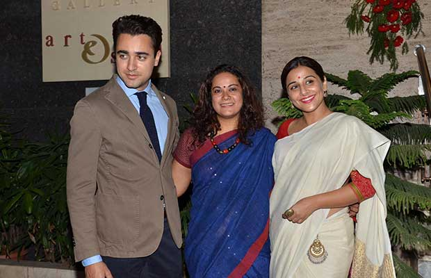 Imran Khan And Vidya Balan Team Up For Her Sister-In-Law