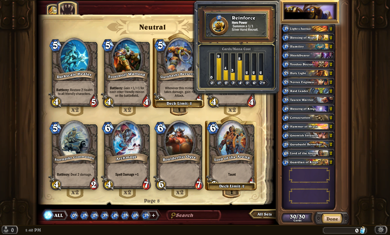 Here s How the Hearthstone Matchmaking Works