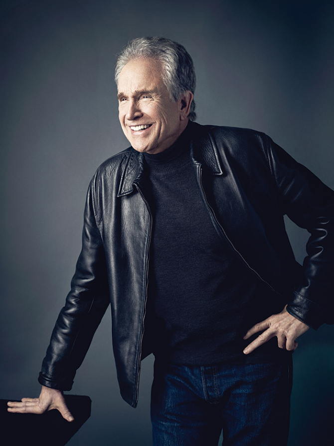 Warren Beatty on His Long-Awaited Return to Hollywood With ...