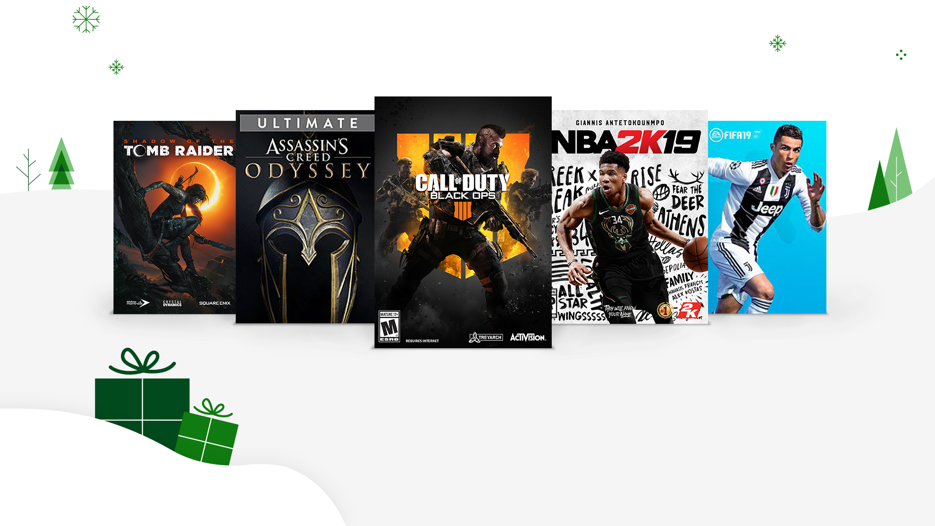 Fasjonable Microsoft discounts 500 Xbox One games by up to 75% for Black Friday AH-18