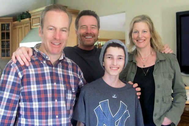 How 'Breaking Bad' Made a Dying Boy's Wish Come True (and Scored a Brilliant Cameo, Too)