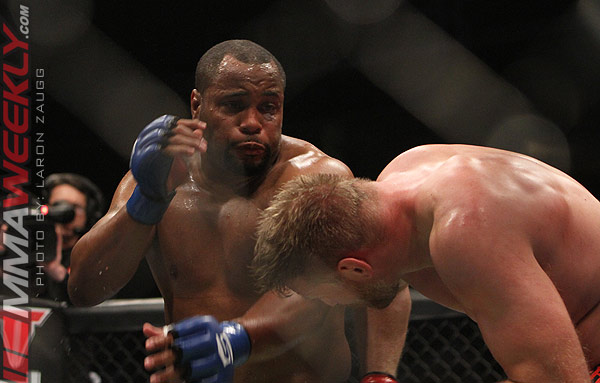 Daniel Cormier to Fight at UFC 170, Welcomes Patrick ...