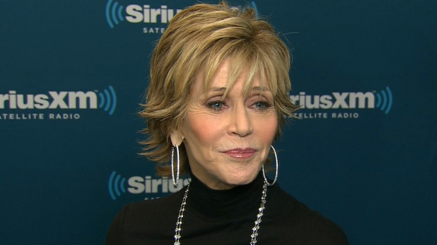 Jane Fonda -- Access Hollywood