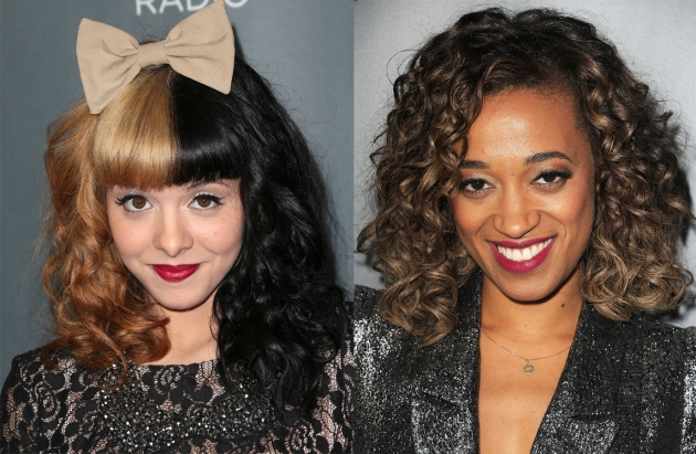 Melanie Martinez, Amanda Brown -- Getty Images