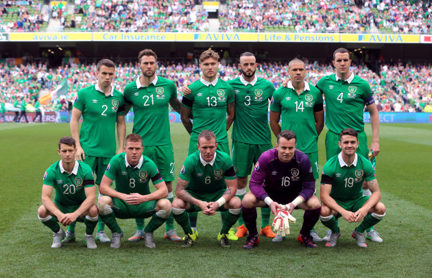 ireland world cup qualifying group