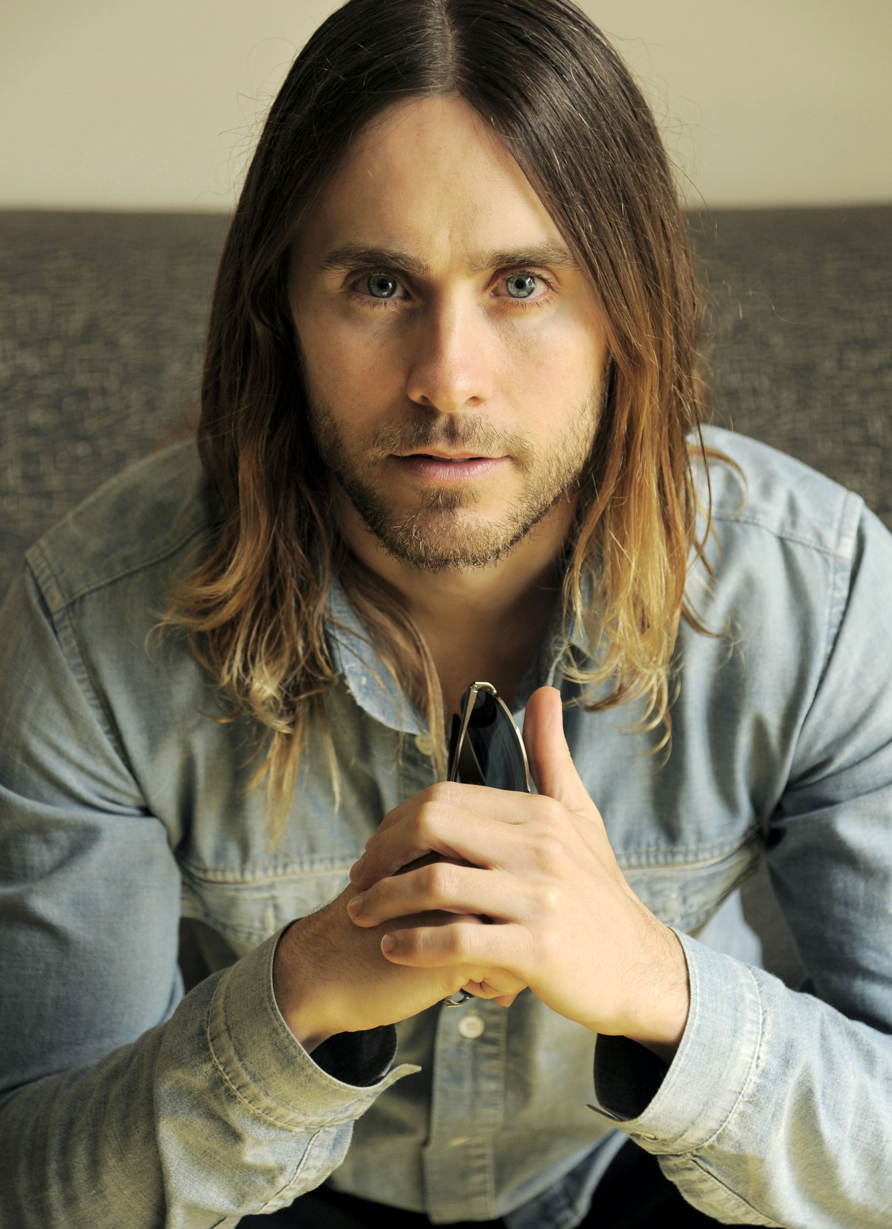 Jared Leto For Nylon Guys: 30 SECONDS TO MARS