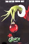 Poster of Dr. Seuss' How the Grinch Stole Christmas