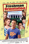 Poster of Freshman Orientation
