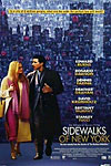 Poster of Sidewalks of New York