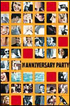 Poster of The Anniversary Party
