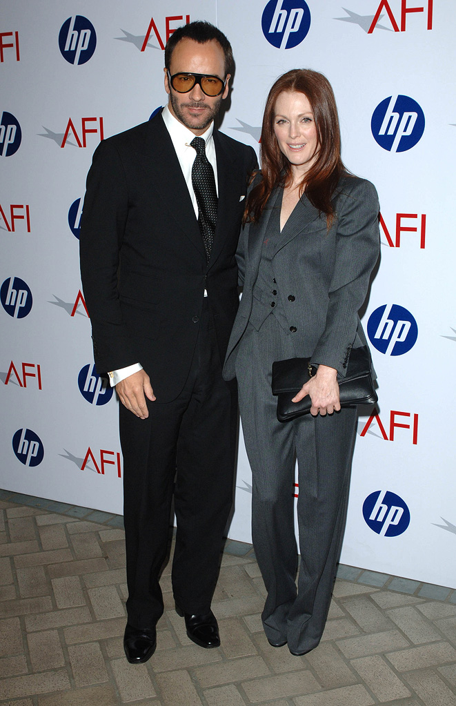 10th Annual AFI Awards 2010 Tom Ford Julianne Moore
