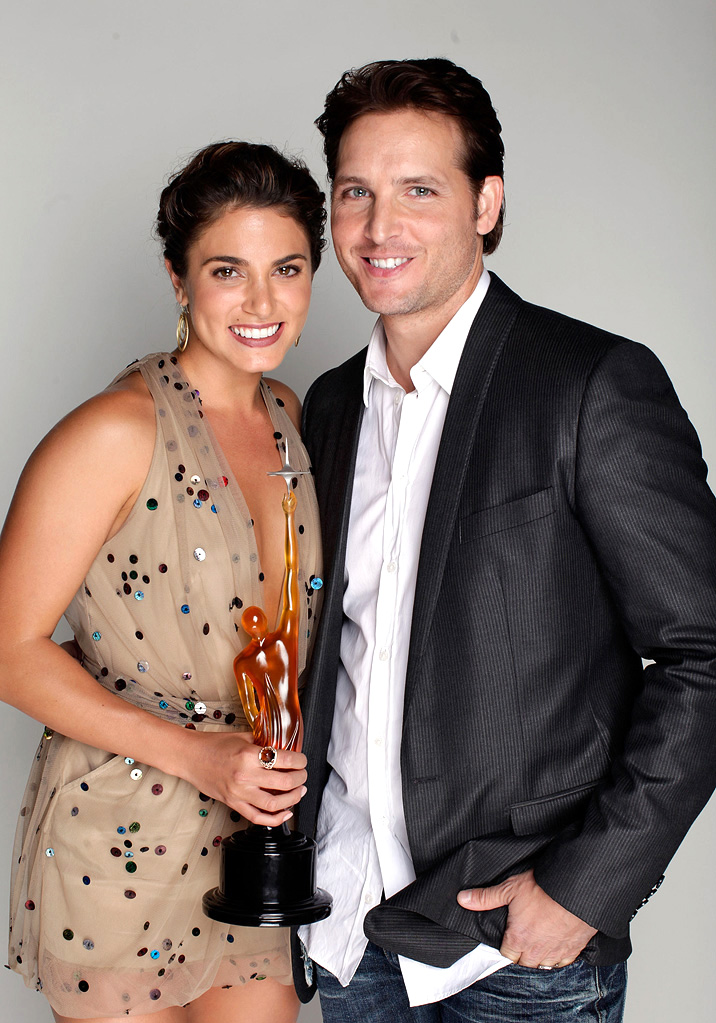 12th Annual Young Hollywood Awards 2010 Nikki Reed Peter Facinelli