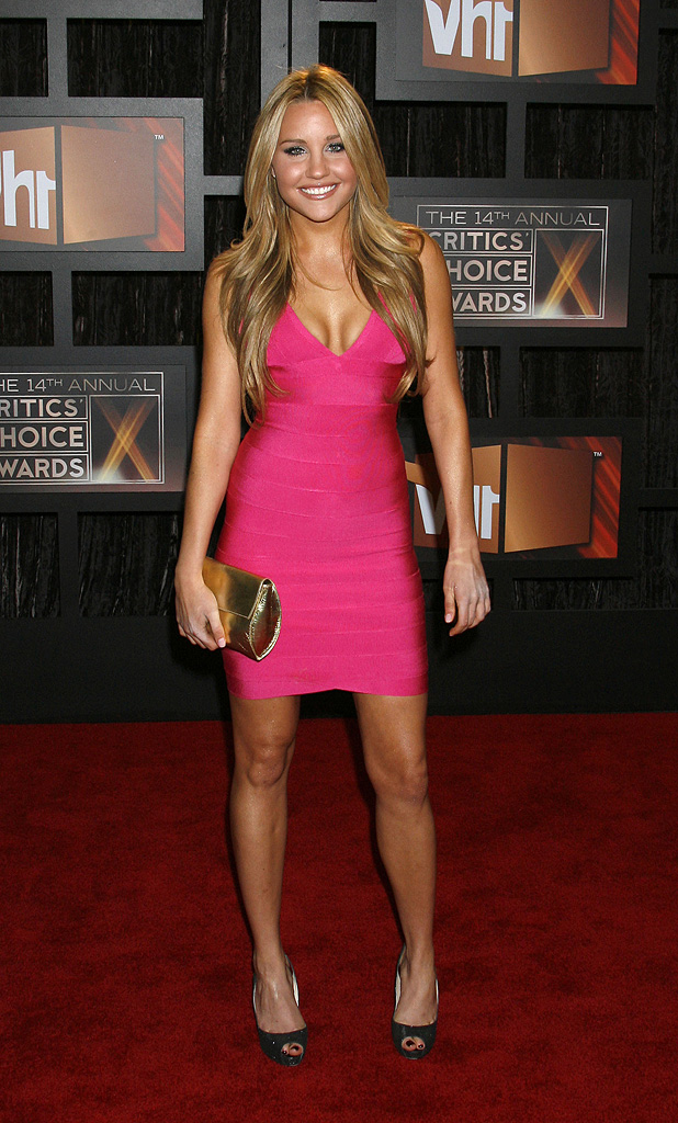 14th Annual Critics' Choice Awards 2009 Amanda Bynes