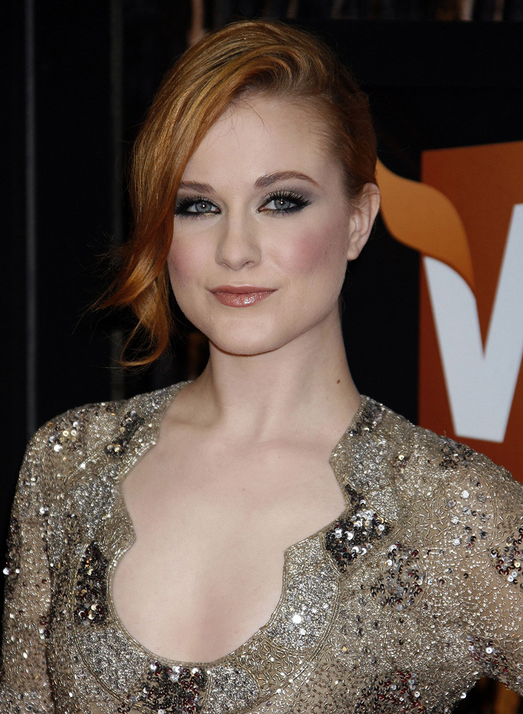 14th Annual Critics' Choice Awards 2009 Evan Rachel Wood