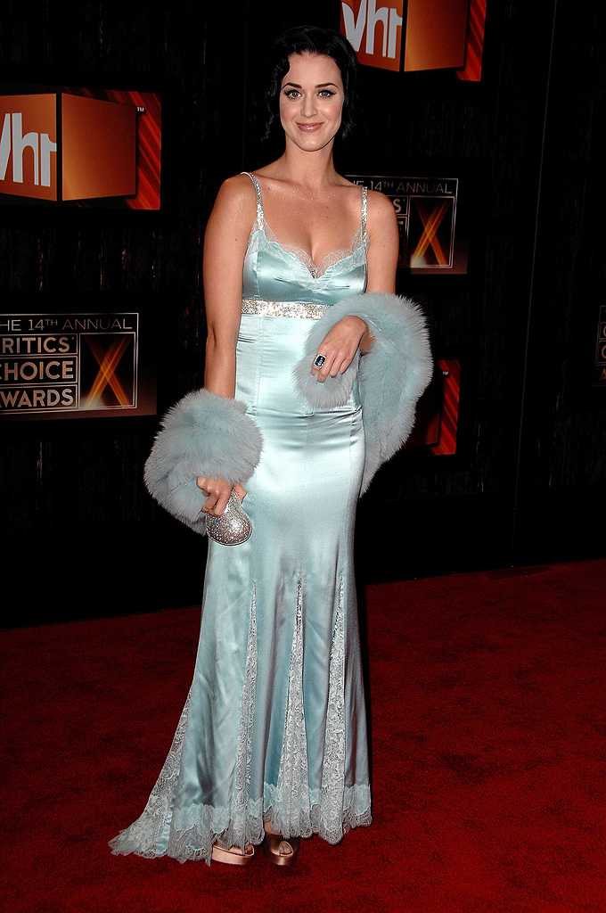14th Annual Critics' Choice Awards 2009 Katy Perry
