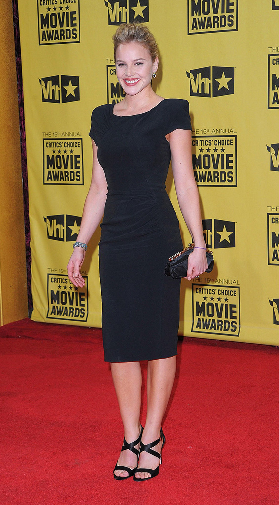 15th Annual Critic's Choice Awards 2010 Abbie Cornish