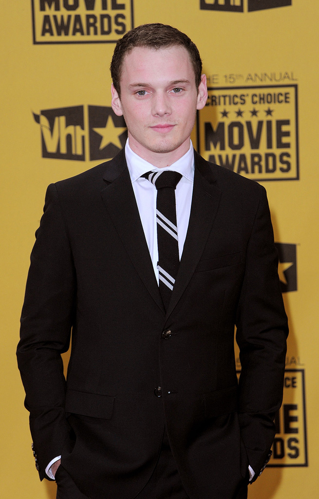 15th Annual Critic's Choice Awards 2010 Anton Yelchin