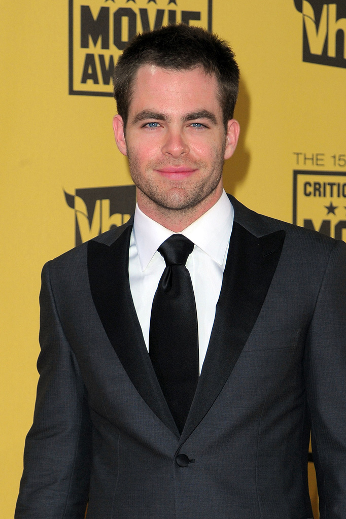 15th Annual Critic's Choice Awards 2010 Chris Pine