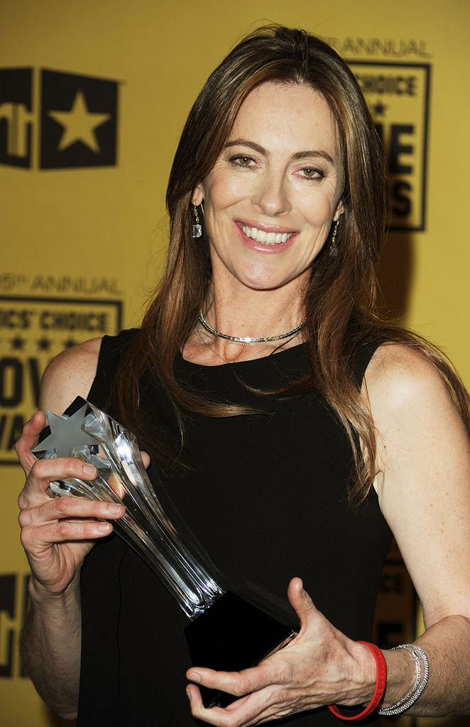 15th Annual Critics' Choice Awards 2010 Kathryn Bigelow