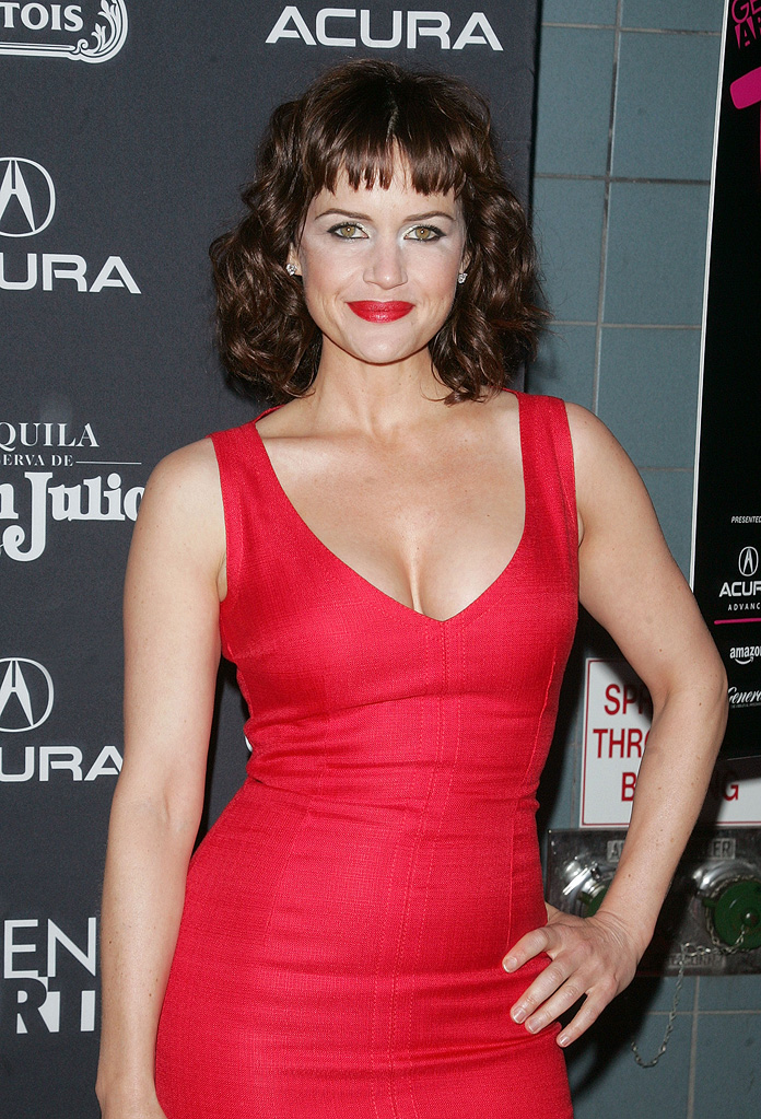 15th Annual Gen Art Film Festival 2010 Carla Gugino