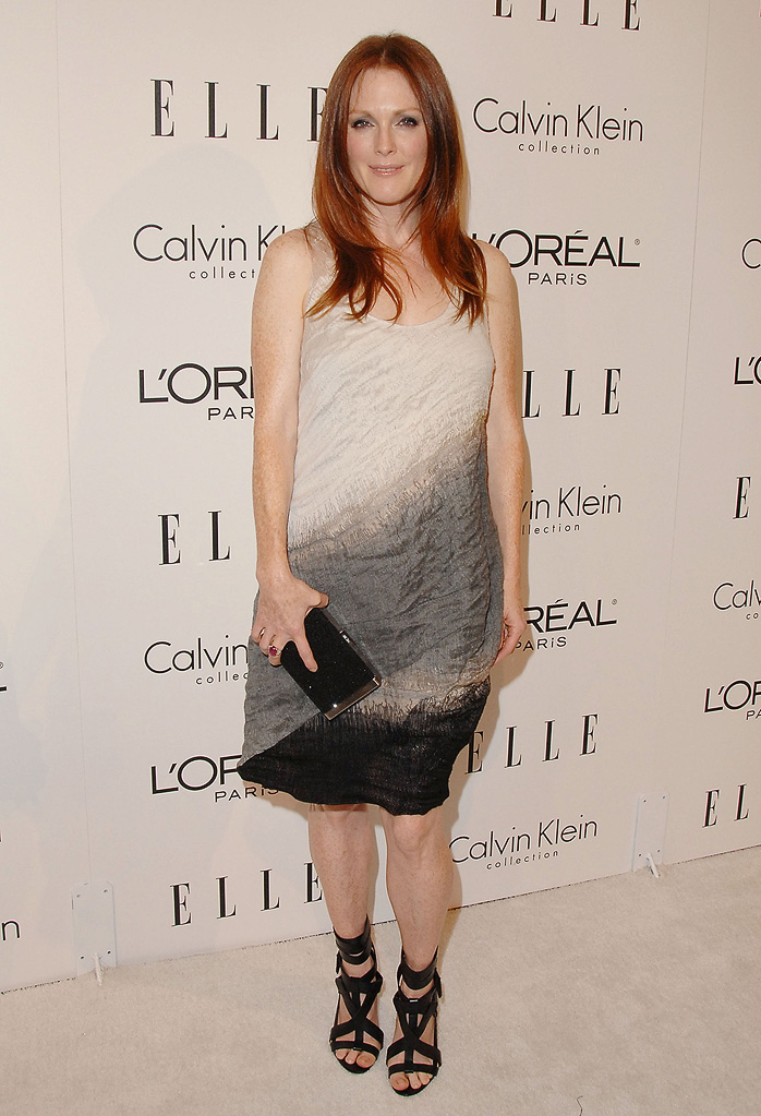 16th Annual ELLE Women in Hollywood Tribute 2009 Julianne Moore