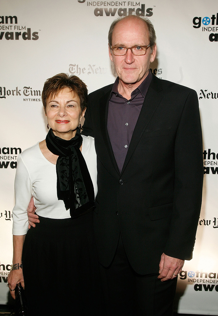 18th Annual Gotham Independent Film Awards NY 2008 Richard Jenkins