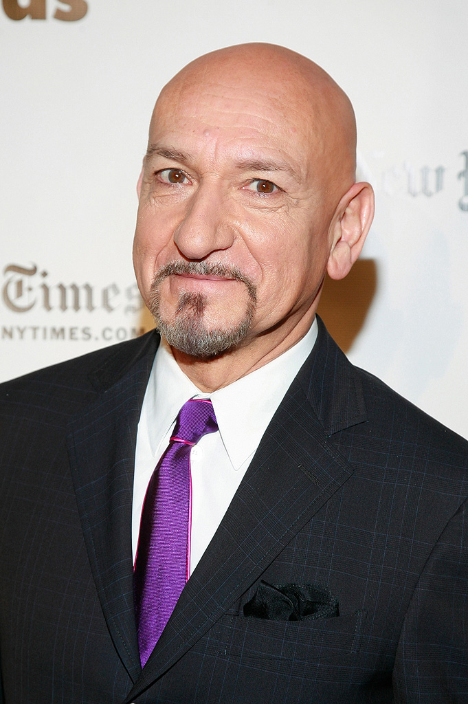 18th Annual Gotham Independent Film Awards NY 2008 Ben Kingsley